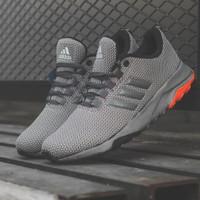 sepatu sport sneakers pria adidas superflex terbaru
