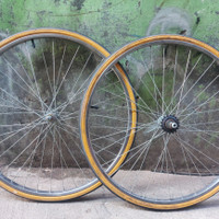 wheelset 27 araya