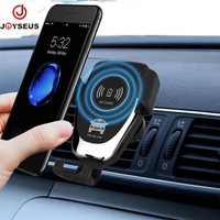 Wireless Charger Car Holder Phone Holder JOYSEUS in Air Vent