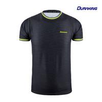 DK Daily Active Wear Stripes Shirt Black - Slim Fit - S