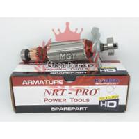 ARMATURE GERINDA M2350 ANGKER GRINDA 9500HD 9500 HD M-2350 NRT PRO