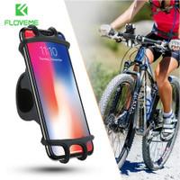 Bike Phone Holder Universal Holder Handphone Sepeda 3-5,5inch Phone