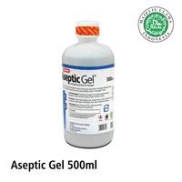 aseptic gel onemed 500 ml Refill Hand Sanitizer