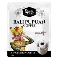 Black Eye Coffee Bali - Bali Pupuan Robusta Drip Coffee 10 Gram