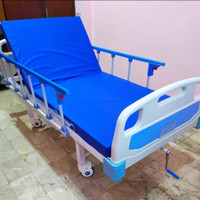 Bed pasien 1 ENGKOL ABS tempat tidur rumah sakit