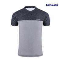 DK Daily Active Wear Bi Colors Grey Light Grey - Regular Fit - S
