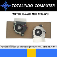 Fan Toshiba A200 M200 M201 M202 M203 A205 A210