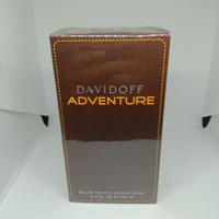 PARFUM DAVIDOFF ADVENTURE MEN EDT 100ML (100% ORIGINAL)