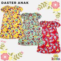 Zoraya Daster Tangan Anak Perempuan LOL 1-6 Tahun Terusan Baju Tidur