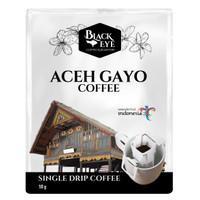 Black Eye Coffee Bali - Aceh Gayo Arabica Drip Coffee 10 Gram