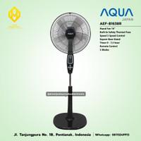 Aqua Kipas Angin Stand Fan 16 Inch Remote Control - AEF-B1638R