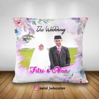 bantal tidur berkarakter berkhuwalitas murah kado pernikahan