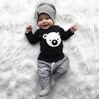 BabyYuan Piyama import Baby Boy boneka /piyama anak laki/baju import