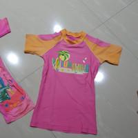 baju renang anak perempuan/preloved baju renang