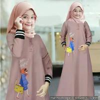 Gamis anak perempuan/Baju muslim anak perempuan