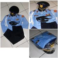 Searagam Anak Tni AU / Baju Angkatan Udara Anak
