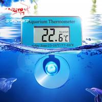 Thermometer Digital Aquarium LCD / Termometer Digital Akuarium LCD