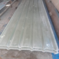 atap fiber gelombang