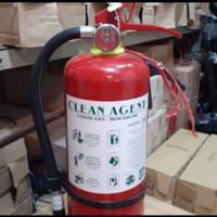 APAR CLEAN AGENT/BRAVVO 3 KG HATRONE LIQUID GAS BERSIH AF11 PEMADAMAPI