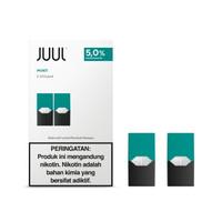 Authentic JUUL Pods 50mg Bercukai