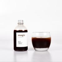 Kopi Espresso Black Coffee | Full Arabica Blend | Magic 240mL