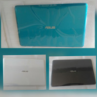 Casing Cover Lcd Laptop asus E202 E202SA plus freem Lcd Original