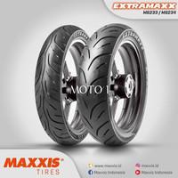 BAN MAXXIS EXTRAMAXX 80/90-14 DAN 90/90-14 TUBELESS