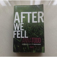 [PRELOVED] AFTER WE FELL by ANNA TODD