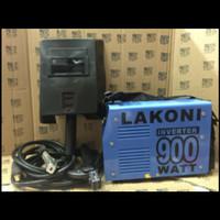 Mesin Las Trafo Inverter Lakoni Falcon 120e