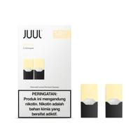 Authentic JUUL Pods 50mg Bercukai - Vanilla