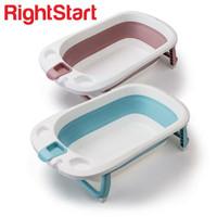Right Starts Mega White Hot Baby Folding Bath Tub (Bak Mandi Lipat)