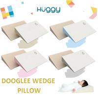 Dooglee Wedge Pillow Natural Latex Bantal Bayi Doogle WEDGE PILLOW