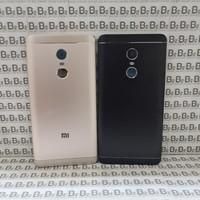 Backdoor Tutup Belakang Housing Xiaomi Redmi Note 4 | Note 4x Mediatek - Hitam