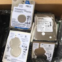 "Hdd harddisk laptop 2.5"" 1tb sata seagate toshiba wdc hitachi"
