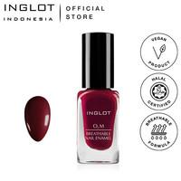 INGLOT O2M Breathable Nail Enamel 625 - Kutek Halal, 11 ml