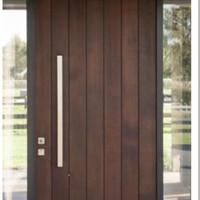 kusen pintu kayu merbau papua