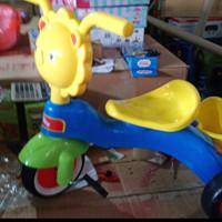 sepeda roda 3 fun bike lion with music