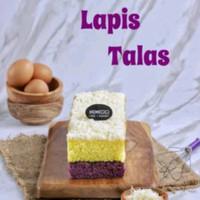 Kue Lapis Talas Khas Bogor