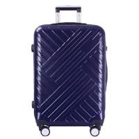 Real Polo Tas Koper Kabin Hardcase Fiber ABS-4 Roda Putar-EJFC Size 20