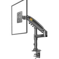 bracket jepit meja led lcd tv monitor gas spring nb H80 13-34
