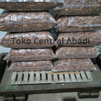Dowel kayu ukuran 10mm x 40 mm isi 100 pcs