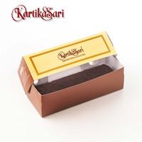 Brownies Gulung - Keju