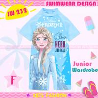 baju renang frozen Jw 232 F