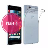 Case Google Pixel 2 silikon soft case Google Pixel 2 TPU transparan