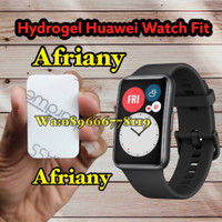 Huawei Watch Fit Anti Gores Hydrogel Screen Protector Gel/Jelly