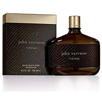 John Varvatos Vintage Eau de Toilette Spray for Men 125ml