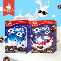POST OREO O's Cereal with Marshmallow - Original & Strawberry 250g