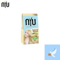 Nyu Natural Bleach / Creme Bleach / Bleaching Rambut Nyu