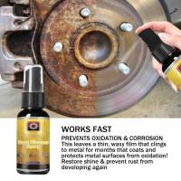 Magic Spray Anti Karat Multifungsi Penghilang Karat Pelek Mobil Rantai