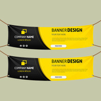 Cetak / Print Banner / Spanduk Bahan Flexy